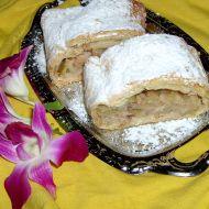 Tyrolský závin recept