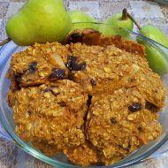 Lahodné ovesné koláčky s ovocem a medem recept