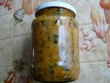 Nakládaná zelenina recept