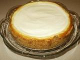 Newyorský cheesecake recept