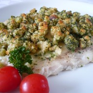Jemné rybí filety s bylinkami recept