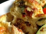 Vaječné muffiny recept
