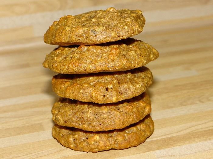 Vláčné dýňové sušenky recept