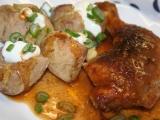 Voňavé medové kuře recept
