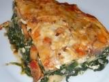 Lasagne bez masa recept