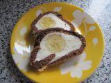 Banánový tunýlek recept