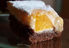 Tvarohový koláč  Tříbarevný recept