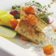 Okoun s brokolicí recept