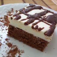 Tvarohovo-kakaové řezy recept