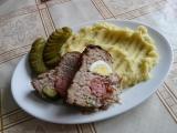 Bábovka z mletého masa recept