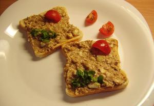 Tomatová rybí pomazánka II.