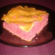 Lžícový tvarohový koláč recept
