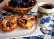 Sezamové dělokoule se švestkami recept