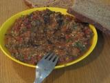 Lilkový salát s paprikou recept