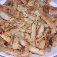 Slané listové tyčinky recept