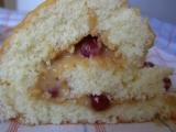 Piškotová roláda 2 recept