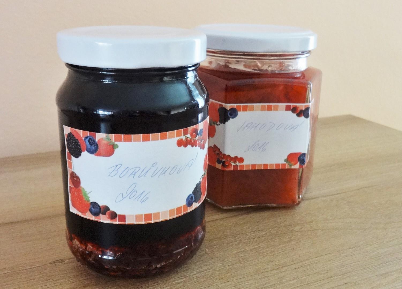 Zdravá marmeláda s agarem recept