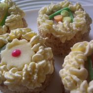 Vánoční dortíky recept