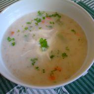 Polévka z ovesných vloček 2 recept