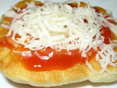 Recept Maďarské langoše
