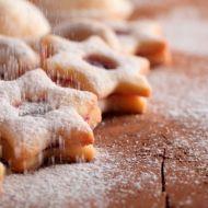Mandlové hvězdičky recept