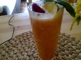 Vyprošťovací koktejl  ala Vitamínová BOMBA recept