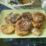 Jablečné bramboráčky recept