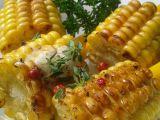 Grilovaná kukuřice recept