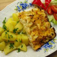 Zapečený květák s balkánským sýrem recept