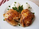 Kuře na másle a česneku recept