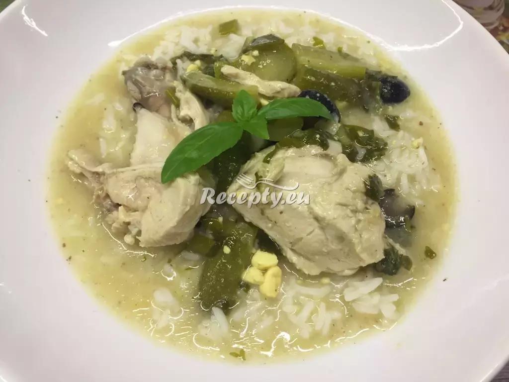 Kuřecí směs se zeleninou recept  drůbeží maso