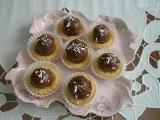 Košíčky s čokoládovými pralinkami recept