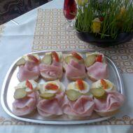 Pomazánka na chlebíčky 2 recept