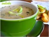 Celerová polévka s mlékem recept