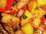 Brašovská drobná vepřová pečeně recept