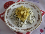 Kuře na kari se zázvorem, čočkou a rýží recept
