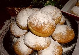 Koblihy (cukrářské Originální ) recept
