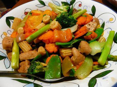 Míchaná zelenina po rumunsku