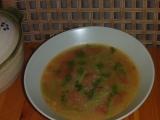 Fazolková polévka s rajčaty recept
