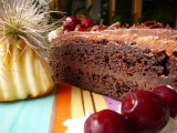 Dort Chocolate Mud Cake  recept