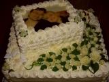 Svatební dort 10 recept
