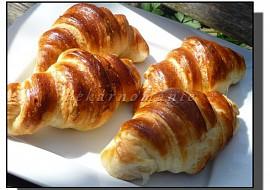 Plundrové těsto – máslové loupáčky recept