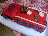 Hasické auto pro hasiče Davídka recept