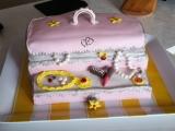Kosmetický kufřík recept