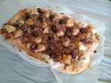 Sladká pizza recept