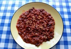 Hohenwartské fazole s uzeným