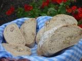 Ždímaný ořechový chléb recept