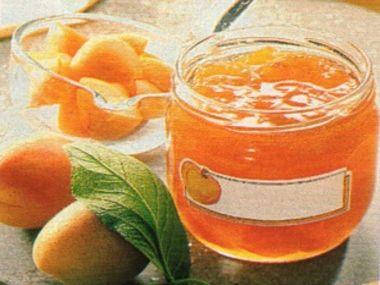 -Meruňkový džem