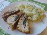 Kuřecí roláda v listovém těstě recept