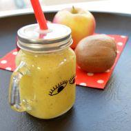 Mango smoothie s kiwi a chia semínky recept